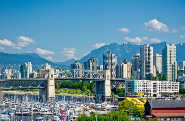 Return Flights to Vancouver and Montreal